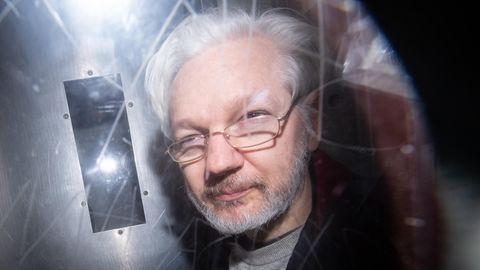 Wikileaks-Gründer Julian Assange (Foto: Januar 2020)