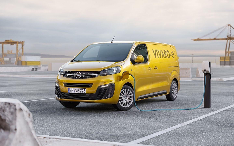 Opel e-Vivaro