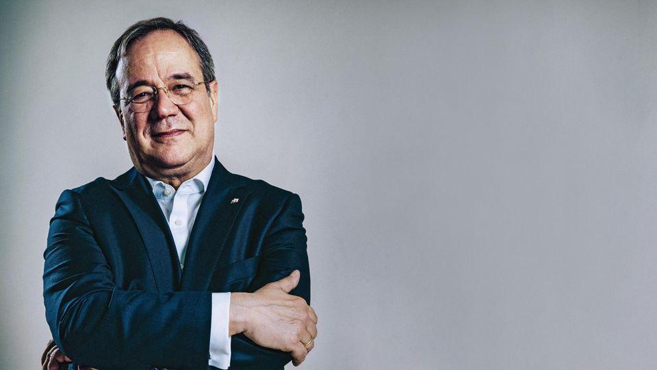 Armin Laschet möchte sich am 16. Januar von einem virtuellen Parteitag zum CDU-Chef wählen lassen