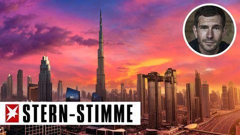 Micky Beisenherz über Dubai