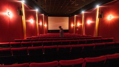 Das Filmfestin Schweden soll mit nur einer Person stattfinden