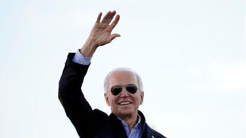 Joe Biden, gewählter Präsident (President-elect) der USA