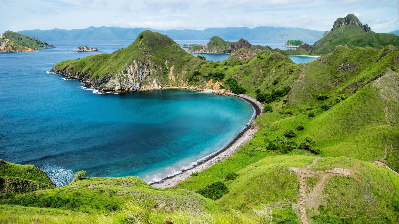 Lagune von Palau: Der Inselstaat hat bislang keine einzige Corona-Infektion verzeichnet