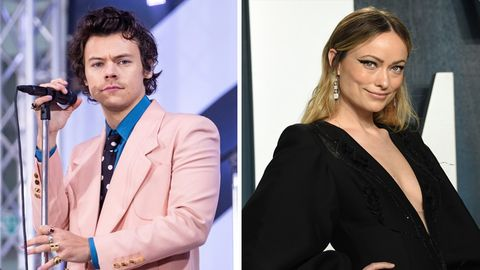 Harry Styles und Olivia Wilde