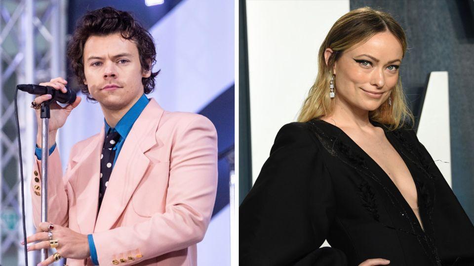 Harry Styles und Olivia Wilde