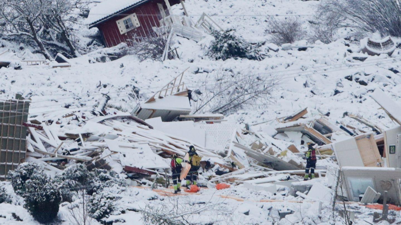 News heute _ Erdrutsch Norwegen