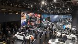 Mercedes Stand NAIAS 2018