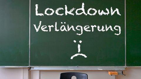 Die Schulen in Deutschland bleiben bis mindestens Ende Januar geschlossen