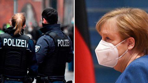 """Harsche Kritik an 15-Kilometer-Regel – Gewerkschaft der Polizei: """"Überprüfung nicht umsetzbar"""""""