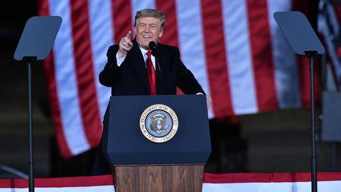 Impeachment: Auch wenn die Amtszeit nur noch zwei Wochen dauert – darum sollte Trump sofort abgesetzt werden