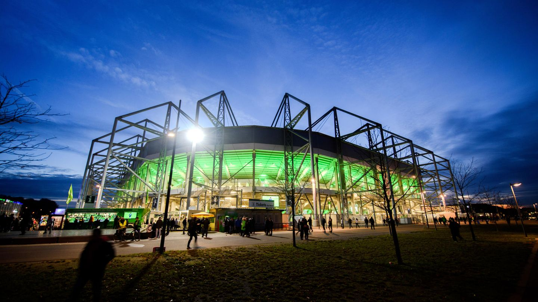 Der Borussia Park in Mönchengladbach verdient nicht nur mit Fußball Geld.