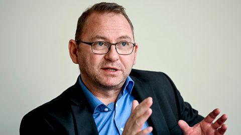 Im stern-Interview spricht ver.di-Chef Frank Werneke über die Arbeitswelt in Zeiten des Coronavirus