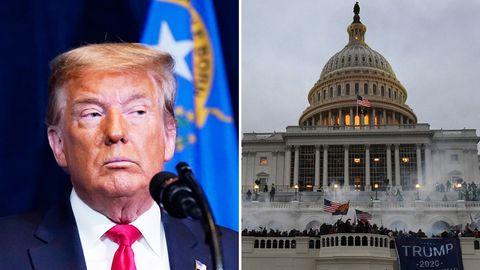 Nach Sturm aufs Kapitol: USA-Experte erklärt die perfide Strategie von Donald Trump
