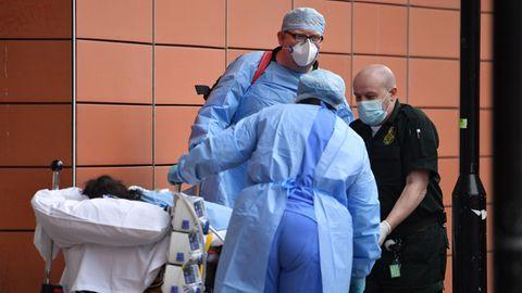 """News zum Coronavirus: Londons Bürgermeister ruft """"schweren Notfall"""" aus"""