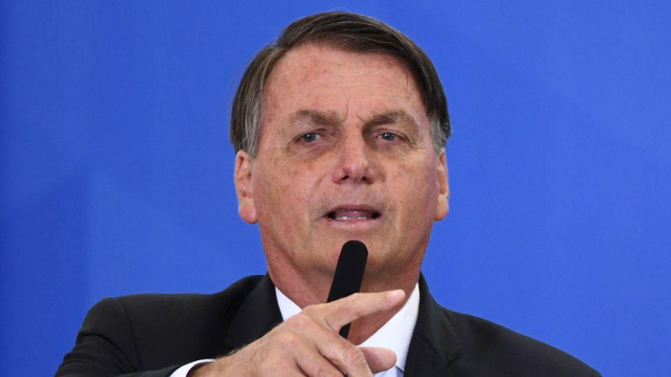 Brasiliens PräsidentJair Bolsonaro