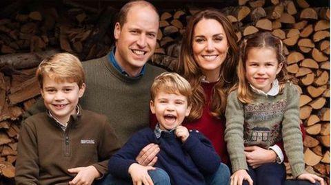 Prinz William und Familie