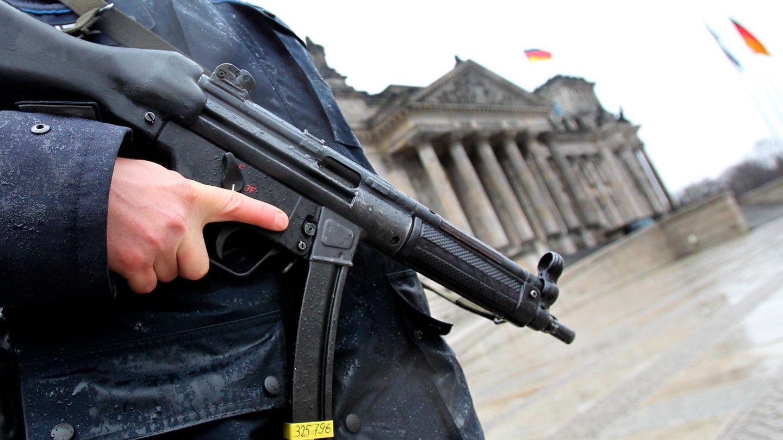 Nach Sturm auf US-Kapitol: Polizei verstärkt Schutz des Reichstagsgebäudes