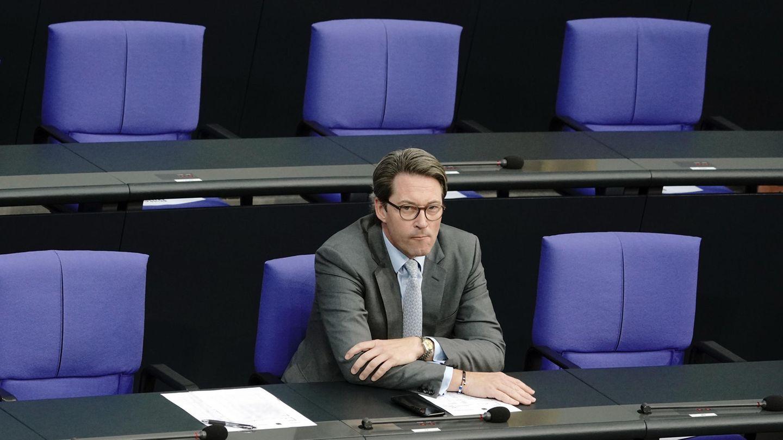 Maut Andreas Scheuer