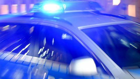 Polizei-Blaulicht als Symbolfoto für Nachrichten aus Deutschland
