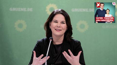 stern-Podcast: Annalena Baerbock, Bundesvorsitzende von Bündnis 90/Die Grünen