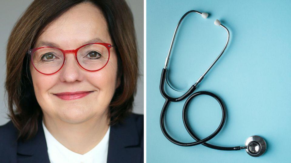Dr. Ruth Hecker vom Aktionsbündnis Patientensicherheit