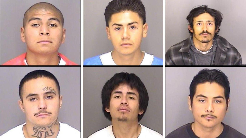 Die sechs flüchtigen Männer sind zwischen 19 und 22 Jahre alt und zum Großteil wegen gewalttätiger Verbrechen angeklagt