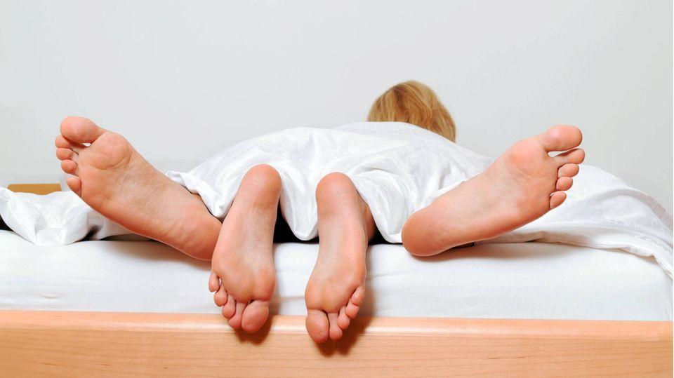 Ein US-amerikanisches Ehepaar geht gegenüber seinen Kindern mit dem Thema Sex offen um