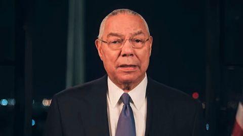 Colin Powell, ehemaliger Außenminister der USA