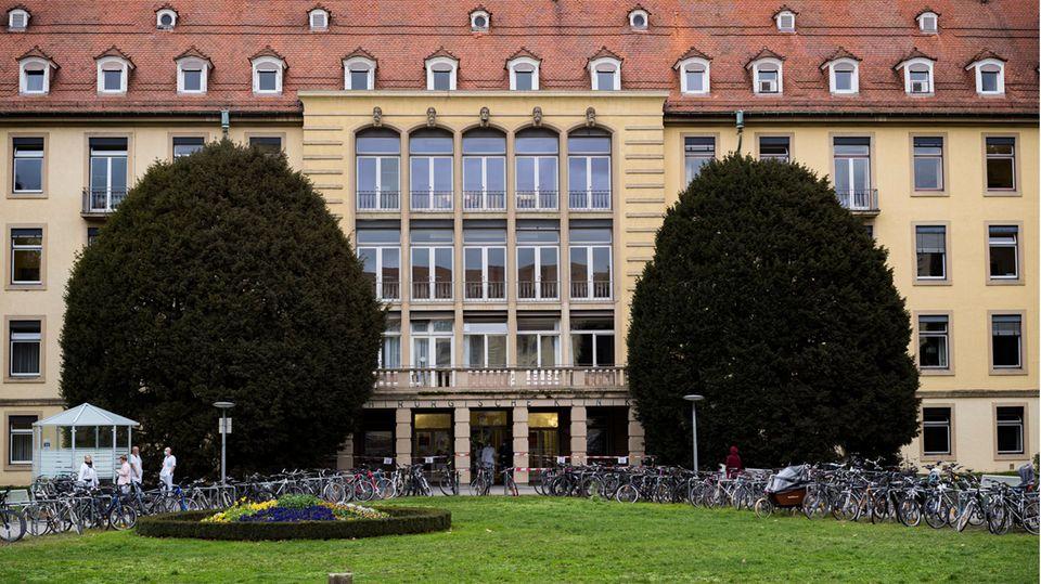 Die Uniklinik Freiburg