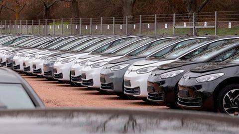 VW informiert über einen Rückruf.
