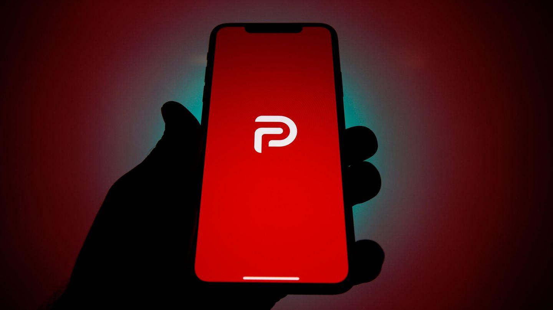 US-Politik: Parler hatte seinen Durchbruch auf dem Smartphone geschafft