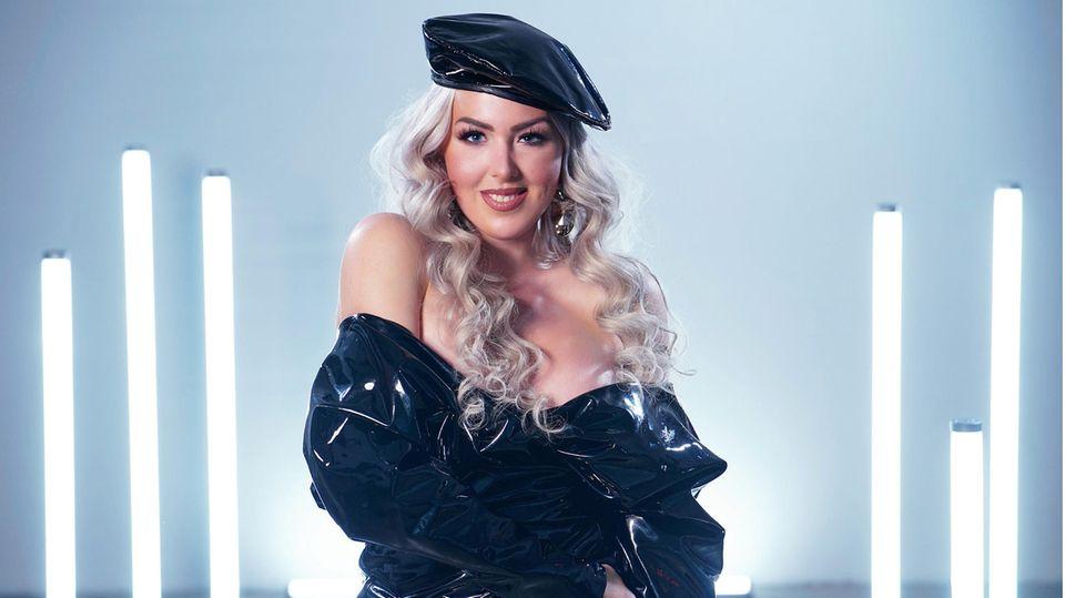 DSDS-Sängerin Lydia Kelovitz