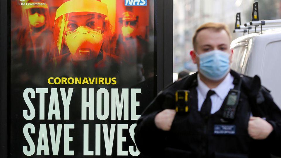Ein Drittel der Londoner könnte infiziert sein: Ausrufung des Notstands – Großbritannien kämpft verzweifelt gegen die Virus-Mutation