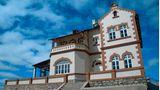 In der aufgegebenen Siedlung wurde ein Gebäude renoviert undein kleines Museum eingerichtet.