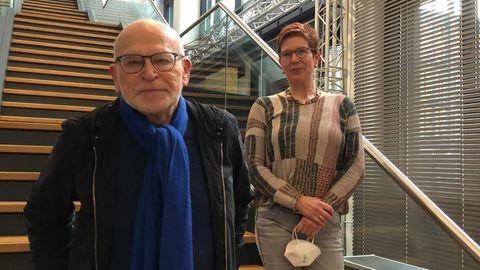 "Podcast ""Team Wallraff"" über Pflege-Petition"