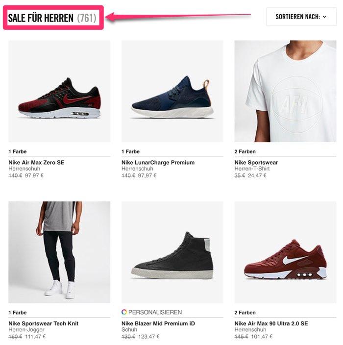 40% Gutschein Auf Mode Nike Männer Nike Air Max 180