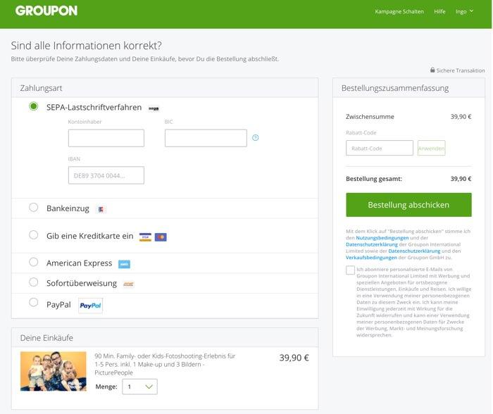 Groupon Gutschein Juli 2020 | Jetzt 20€ + 30% Rabatt sichern