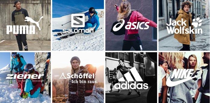 Schuhe von Salomon in weiß im Online Shop von SportScheck kaufen