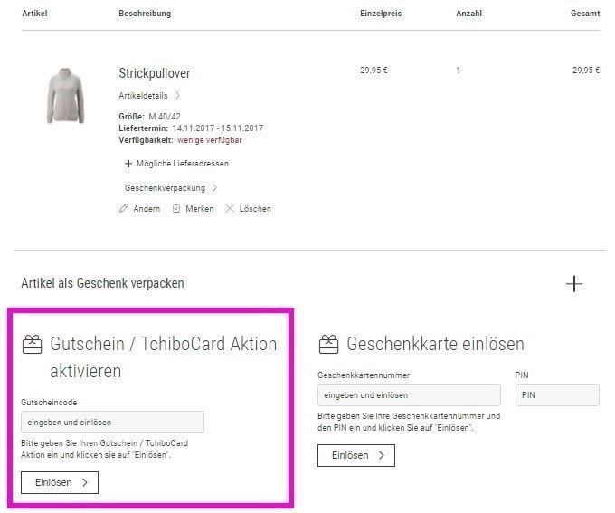 156716c663eb11 Tchibo Gutschein August 2019 | 10% Gutscheincode + 50% Rabatt