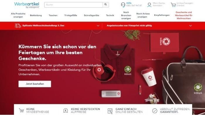 Vistaprint Gutscheine Dezember 2019 25 20 Rabatt Sichern