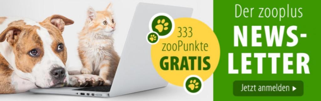 Zooplus Newsletter