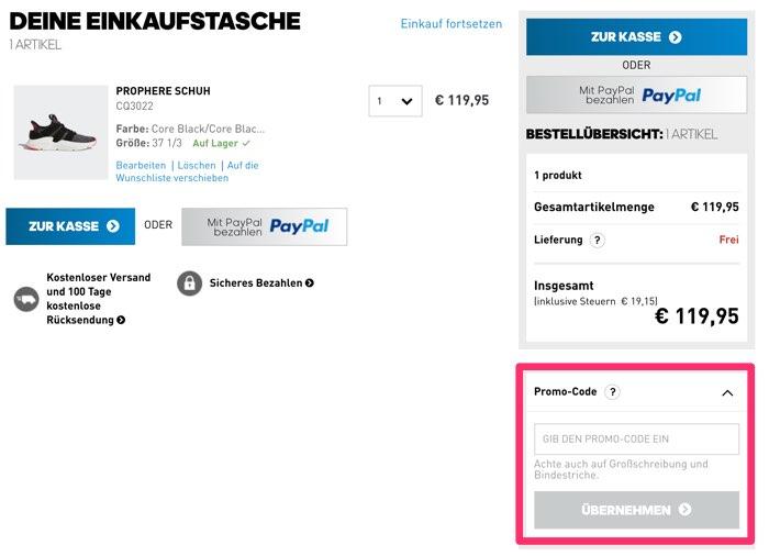 Adidas Gutscheine | Gültigen 50% Rabatt für Sep. 2019 einlösen