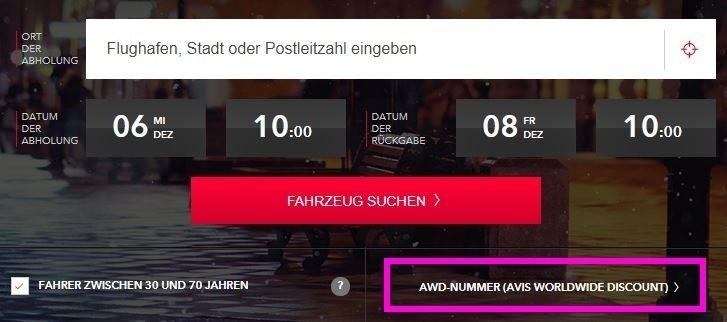 Avis Gutscheincode 2019