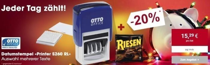 Otto Office Gutschein Juni 2018 | 10€ + 45% Rabatt einlösen