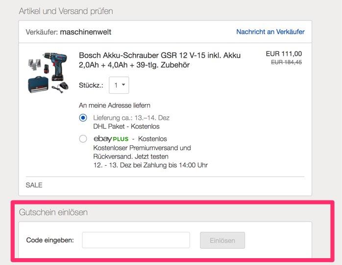 Ebay Gutschein Nov 2020 Gepruften 20 10 Code Sichern