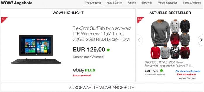 ebay gutschein elektronik