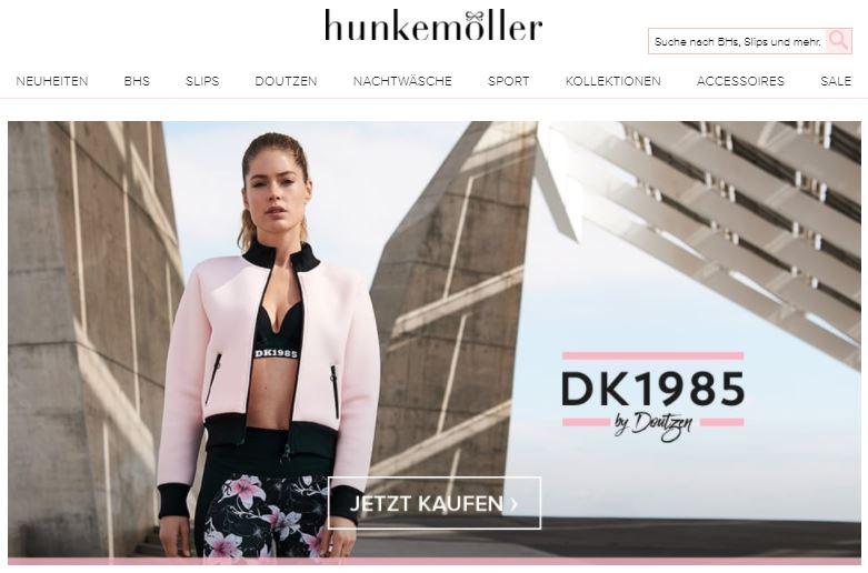 weltweit verkauft größte Auswahl an Qualitätsprodukte Hunkemöller Gutscheine Oktober 2019 | 15€ + 20% Code