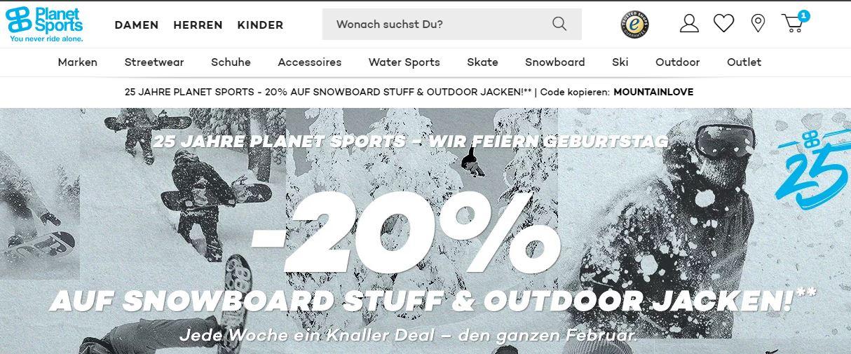 planet sports münchen lagerverkauf