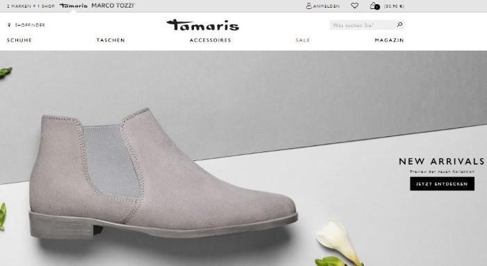 cheap for discount f8ed5 a9482 Tamaris Gutschein Oktober 2019 | Jetzt 50% + 45% Rabatt sichern