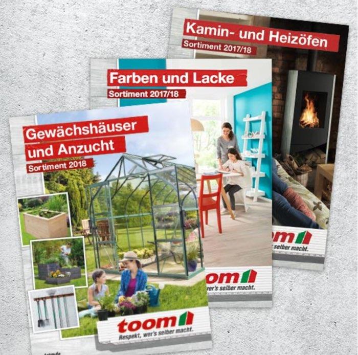 toom Gutscheine Juli 2018   Jetzt 10% Rabatt + 5 weitere sichern